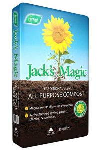 Jacks magic all purpose compost