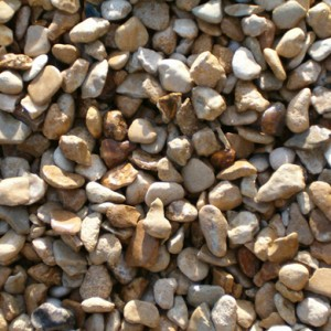 Plain Washed garden gravel